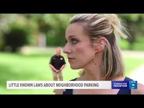 Little-known laws about neighborhood parking
