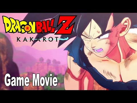 Dragon Ball Z: Kakarot - Game Movie All Custcenes Dialogue [HD 1080P]