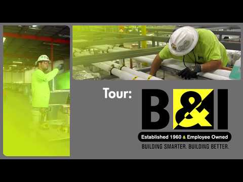 2018 Construction Forum - Tour of B&I Contractors