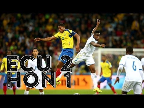 Honduras, the Hatchet Men of the World Cup [Ecuador vs. Honduras Recap]