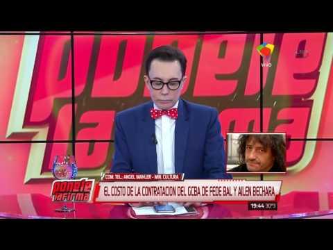 Escandalosa contratación de Federico Bal y Ailén Bechara