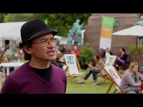 Joe Sacco Interviewed at the Edinburgh International Book Festival