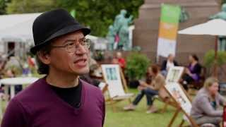 Joe Sacco Interviewed at the Edinburgh International Book Festival
