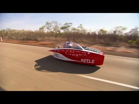 شاهد: أول سباق للسيارات الشمسية في أستراليا يفوز به الفريق البلجيكي …  - نشر قبل 3 ساعة