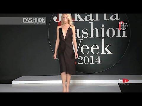 INDONESIA FASHION FORWARD BERI - VINORA Jakarta Fashion Week 2014 - Fashion Channel