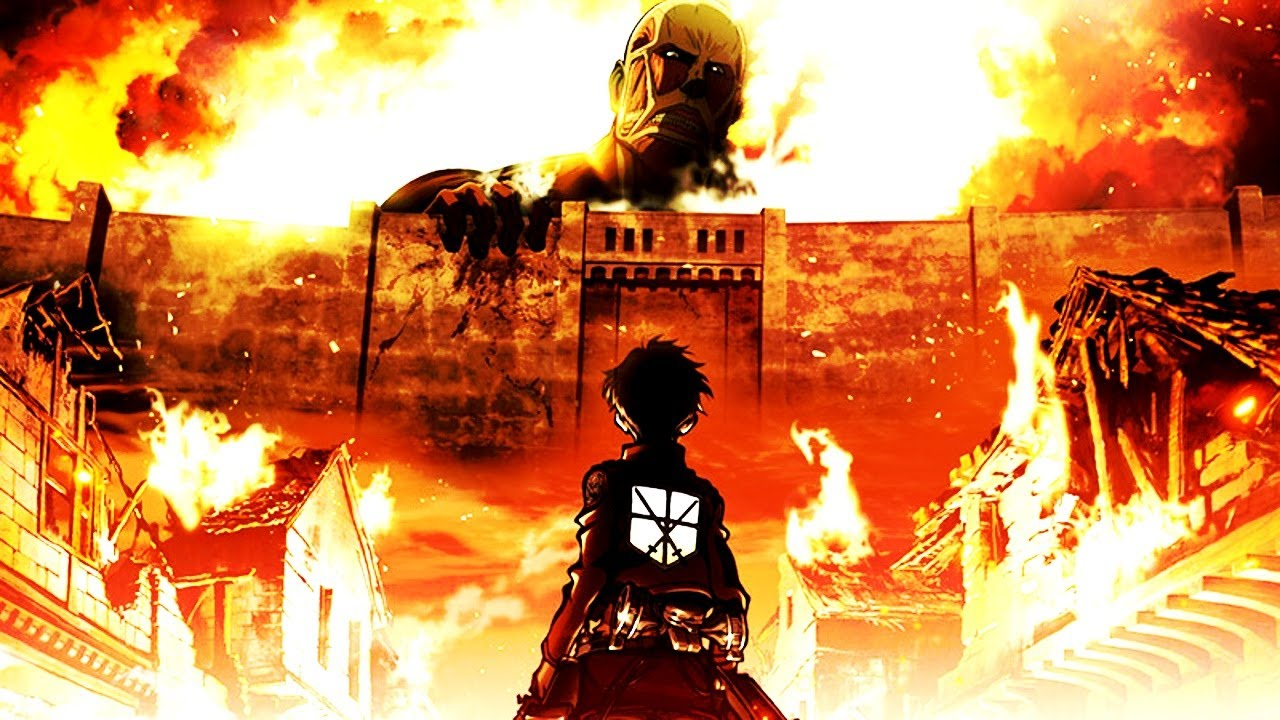 Attack On Titan Episode 1-13 In English Dubbed!!! - YouTube
