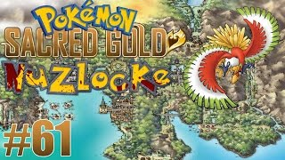 Pokemon Sacred Gold Nuzlocke (P61) Denial
