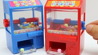 Miniature Candy Crane Game