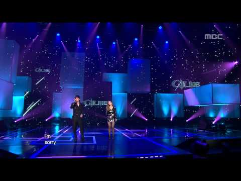 Gilme - I'm sorry for love(feat.K.Will), 길미 - 미안해 사랑해서(feat.케이윌), Music Cor