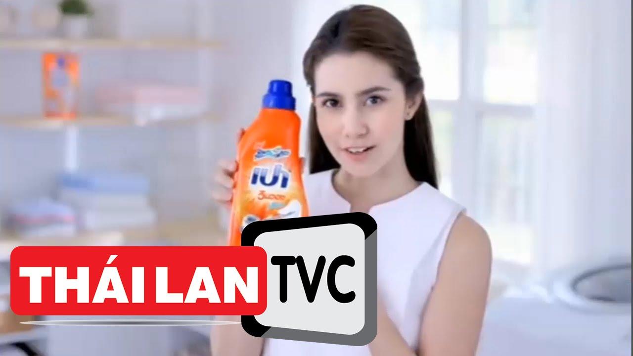 [ THÁI LAN ] TVC NƯỚC GIẶT PAO