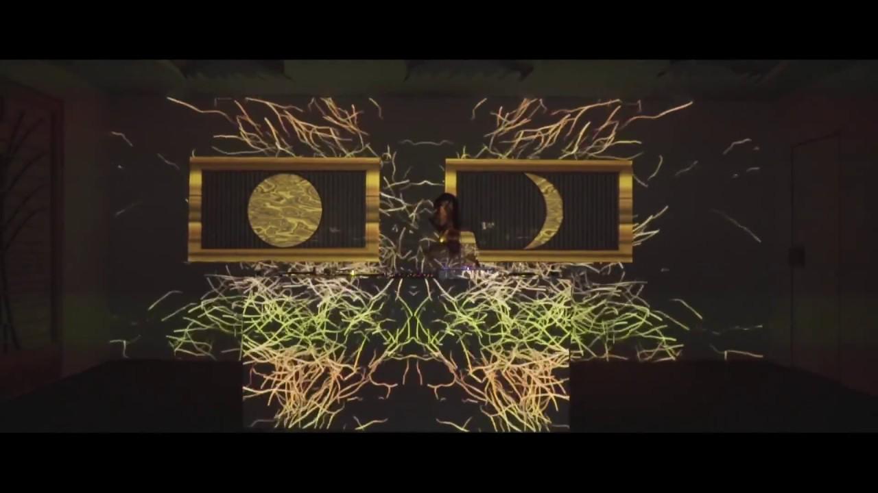 【LOGOSOUND】non-local brain music  PV  - YUGI -