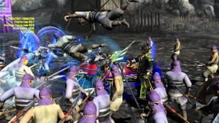 Dynasty Warriors 8: Empires PC Benchmark Gameplay