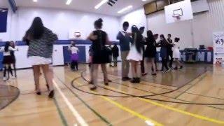 Ballroom at School: Wilfrid Laurier School