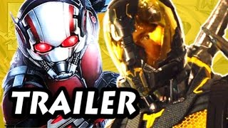 Ant-Man 2015 TV Spot 3 Trailer Breakdown and Review