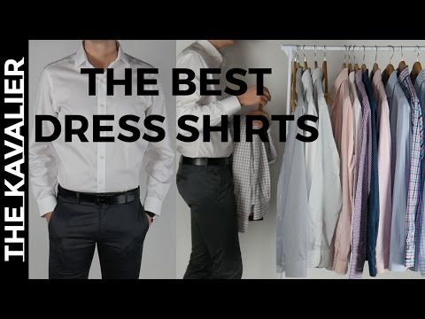 Where to Buy The Best Dress Shirts | Company Round-Up/Showdown