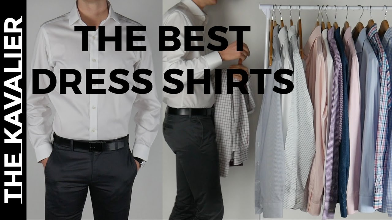 Where To Buy The Best Dress Shirts Company Round Up Showdown Youtube