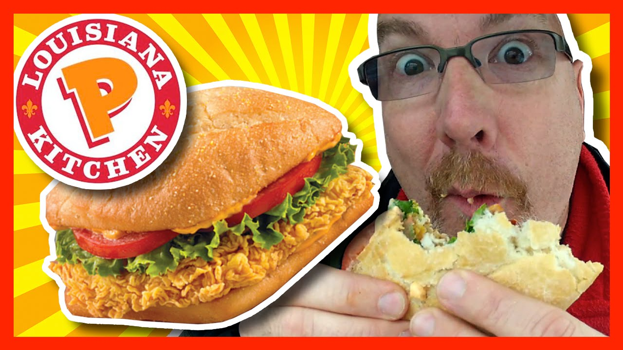 popeyes chicken sandwich Popeyes Louisiana Kitchen ★ Spicy Chicken Sandwich Combo