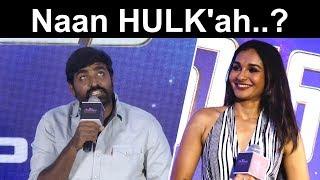 Naan HULK'ah..? Vijay Sethupathi TROLLS Andrea | | Avengers: Endgame | ARR