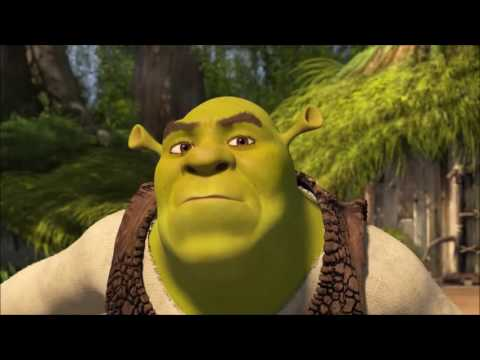 Shrek used to rule the world...