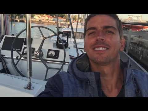 1. Bateau - STOP : j'embarque en tant qu'équipier sur un convoyage de La Rochelle à Chypre