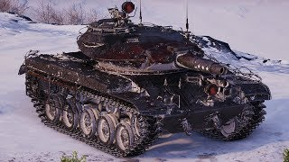 World of Tanks T49 - 3 Kills 7,5K Damage