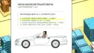 Павел Воля = Радужная песня 2009 (новый клип)
