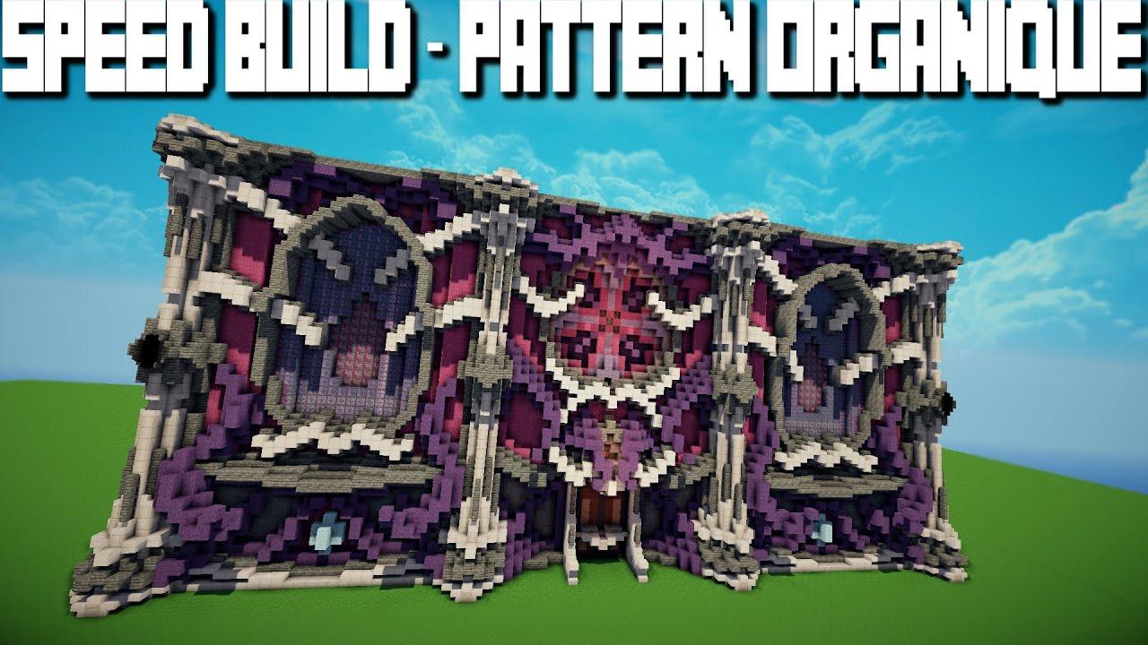 Organique Build Minecraft