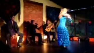 """Flamenco Miguel Hernandez """"Nagela"""" El Jaleo Luisana """"La Polaca"""""""