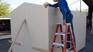 5 Reasons To Not Build Your Own Garden Storage Shed