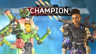 Playing the *NEW* DUOS Mode in Apex Legends