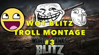 "WoT Blitz | Funny Moments Montage Ep. 3 | ""Can"