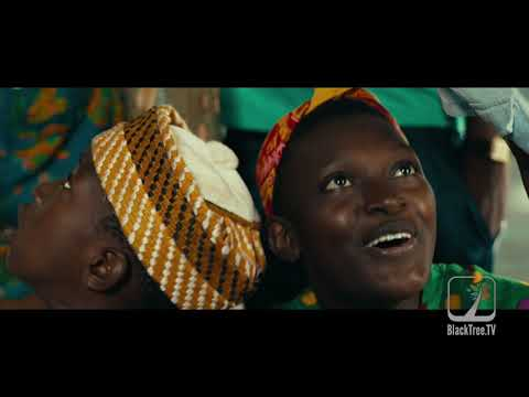 Robert Katende and Fiona  Textless Queen of Katwe