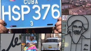 My Travel Experience in CUBA - My Trip to the Caribbean Music Video