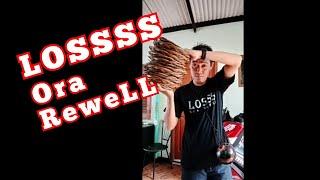 Gambar cover LOSSSSS ora Rewel Kaos Keren