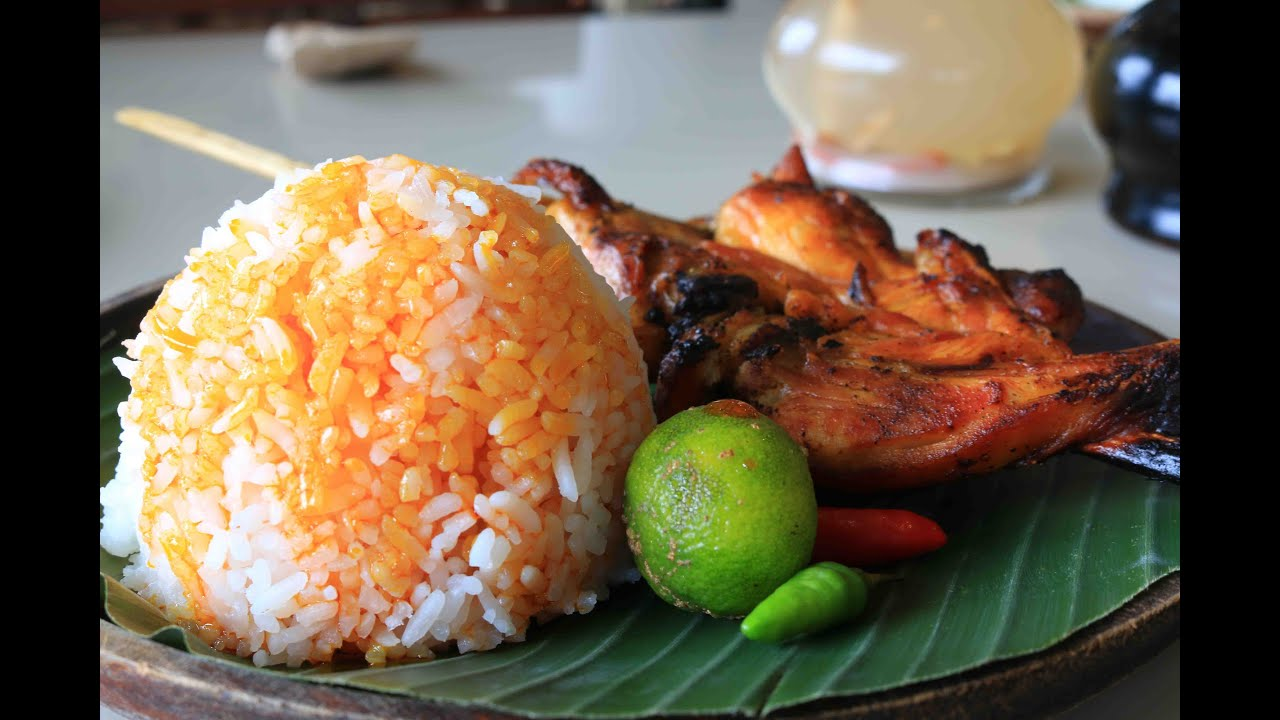 BOOMING BACOLOD - Masskara Chicken Inasal - YouTube