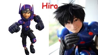 Big Hero 6 REAL LIFE VERSION! Big Hero 6 Character in Real Life 2017