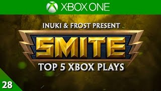 SMITE - Top 5 Xbox Plays #28