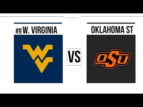 Week 12 2018 #9 West Virginia vs Oklahoma State Full Game Highlights