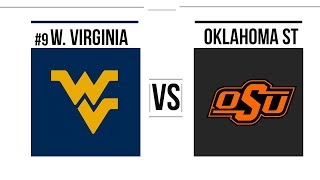 Week 12 2018 #9 West Virginia vs Oklahoma State Full Game Highlights