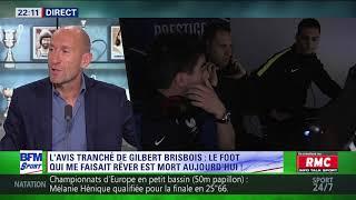After Foot du jeudi 14/12 – Partie 1/6 - L'avis tranché de Gilbert Brisbois sur l'arbitrage vidéo