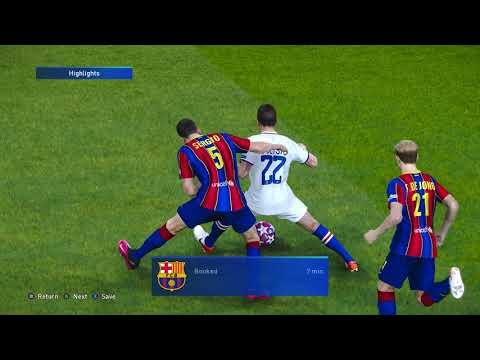 Barcelona Vs Chelsea – All Goals & Highlights – Uefa Champions League Hd