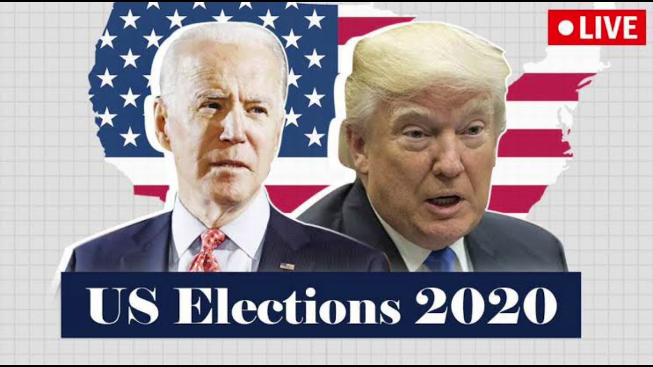 Only 1 Week until US Presidental Election 2020