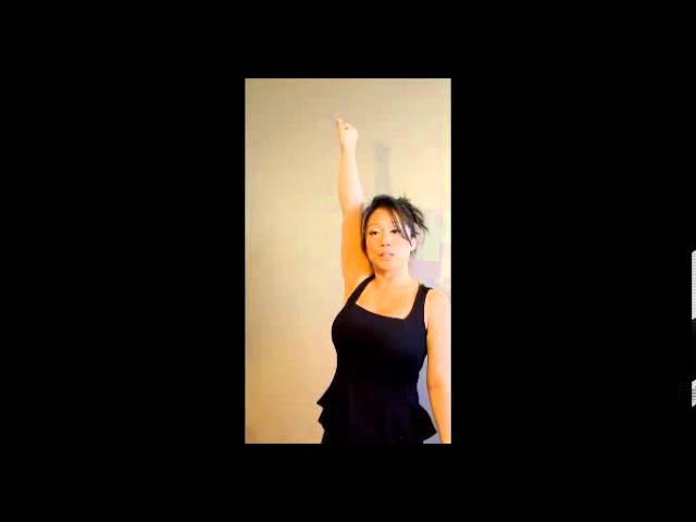 SHOULDER PAIN - THUMB EXERCISE