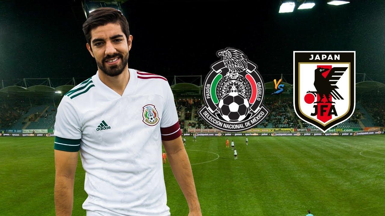 Mxico vs Japn en vivo: partido y resultado del amistoso | Goal.com