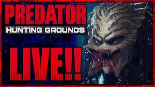 Predator Hunting Grounds PS5 Live