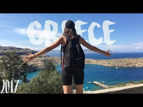 Rhodes, Greece  //  Travel Video  //  Summer 2017