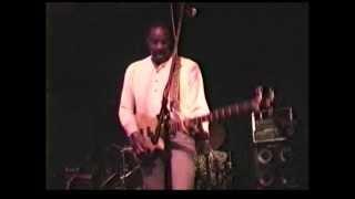 Jimi Hendrix Tribute at the Cooler w Alex Blake 11/25/96 Part 8