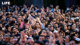 Грузины о протестах в Тбилиси