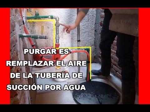 Como Purgar O Cebar Una Bomba De Agua Eléctrica Centrifuga