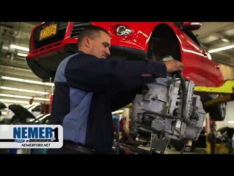Nemer Ford Service Department